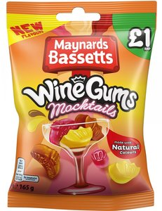 Maynards Wine Gums Mocktails - (UK)