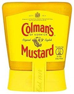 Colman's Mustard Squeeze - (UK)