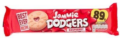 Burton's Jammie Dodgers Raspberry - (UK)