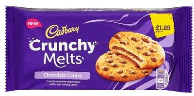 Cadbury Crunchy Melts - (UK)