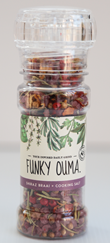 Funky Ouma Shiraz Braai & Cooking Salt