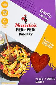 Nando's Pan Fry Garlic - (UK)