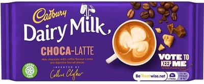 Cadbury Dairy Milk Choca-Latte