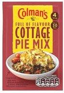 Colman's Cottage Pie - (UK)